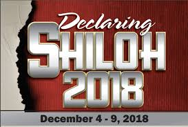 Shiloh 2018 Begins Today!