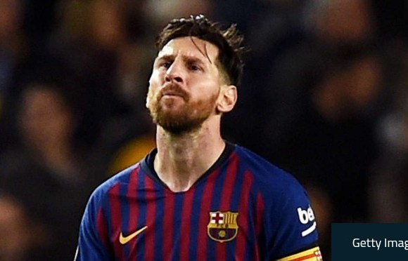 Messi Suffers Worst Ballon D'or Ranking in 11 years
