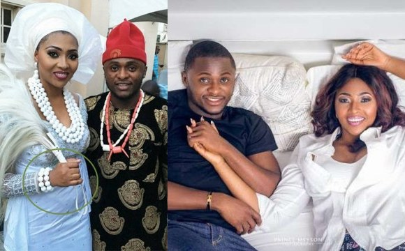 Ubi Franklin: My Love For Lilian Esoro Was Never In Doubt