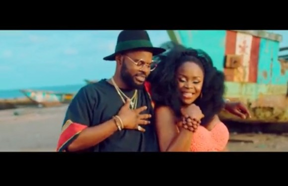 Video: Omawumi – Hold my Baby feat. Falz