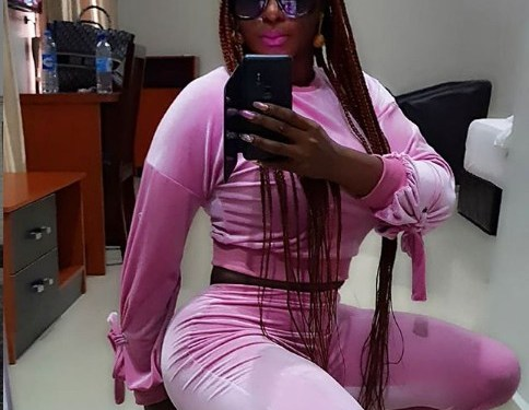 Ini Edo Wows In Sultry New Photos