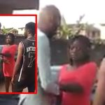 Young Lady embarrasses man as he refuses to pay agreed N5,000 after 'servicing' him in Anambra