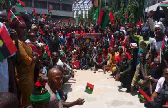 Biafra Day 2020: IPOB declares 3 days prayer againt COVID-19