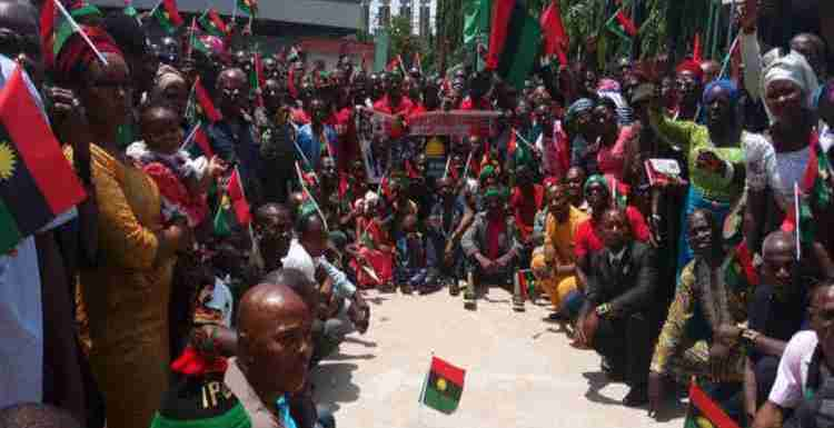You will get terrible signal from us soon – Biafra group tells FG