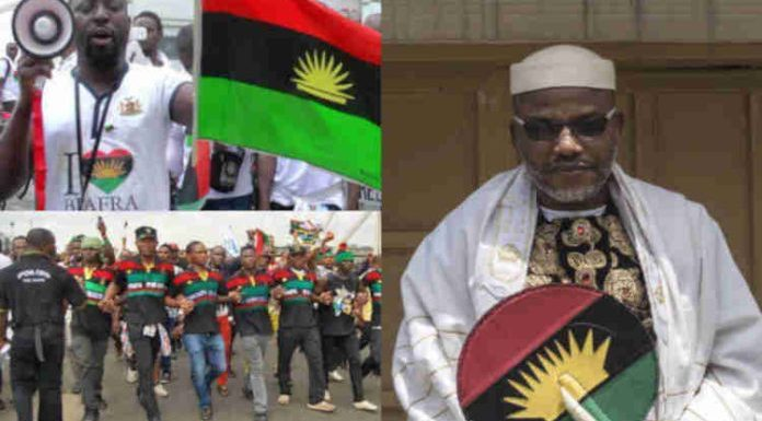 Prepare for consequences of your action, DSS tells IPOB, others