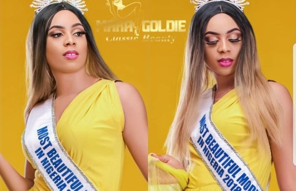 Most Beautiful Model In Nigeria Engages In Community Service Project In Rivers (Pics)
