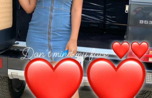 Regina Daniels Adds A Mercedes Brabus To Her Collection Of Cars (Video)