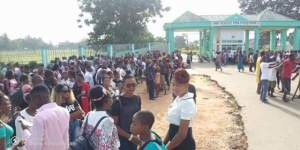 Breaking: Protests hit Imo polytechnic