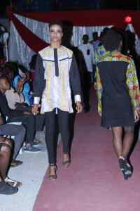 'Ekid Fashion Show' with Beauty Grace in Pictures 2