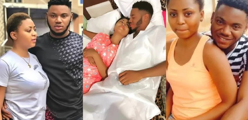 Nigerians troll Regina Daniels' ex-boyfriend Somadina for losing his boo to a rich man, he reacts