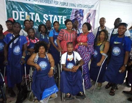 NDDC trains 27 physically challenged youths in Delta