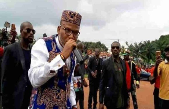 Biafra: What Nnamdi Kanu Said In IPOB Meeting In Germany