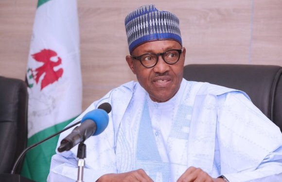 Buhari reacts to Okonjo's death