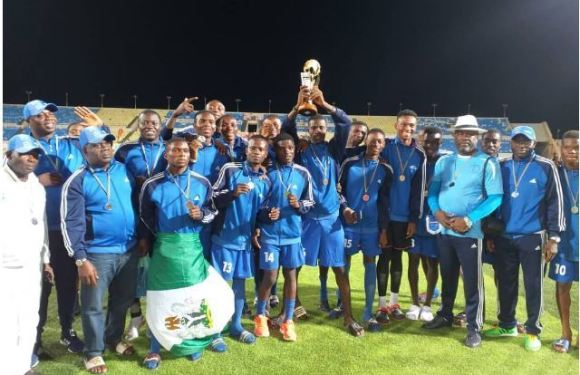 Bayelsa Starlets emerge third best at Africa Youth Cup
