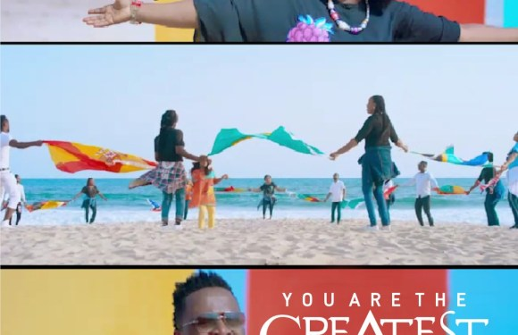 Video: Aity Dennis – You Are The Greatest ft. Eben | @AityDennis