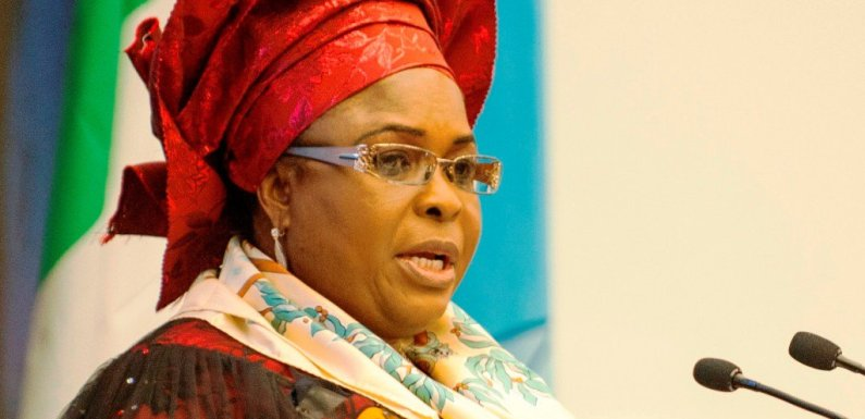 No one complained that I stole their money – Patience Jonathan tells court