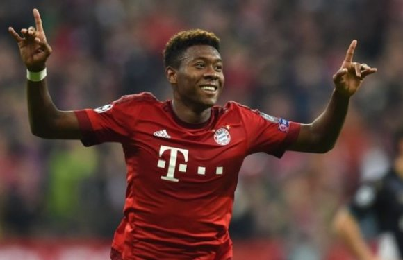 Coaches denied me playing for Nigeria over bribes — Bayern star
