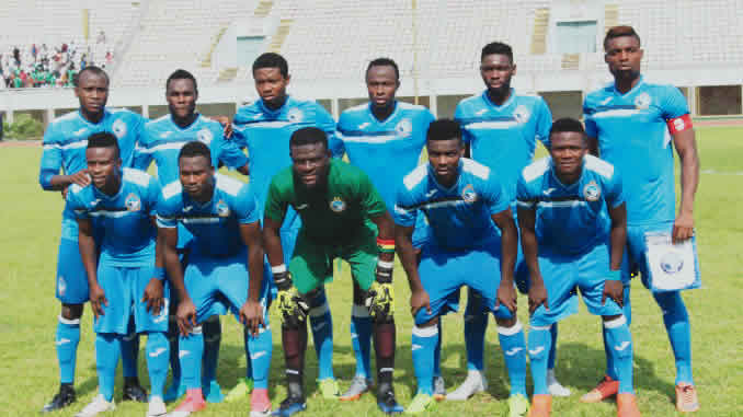 Ex-Enyimba FC coach sues club over alleged N3.4m debt