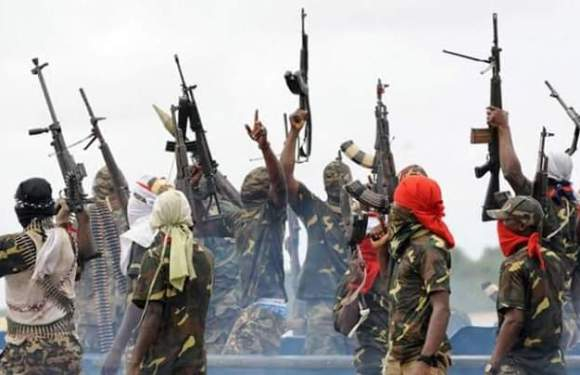 'Shut Down Operations And Vacate Nigeria', Niger Delta Republic Fighters Warn Oil Companies
