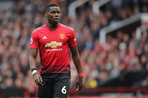 Manchester United privately willing to sell Paul Pogba