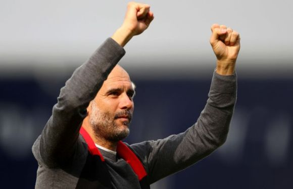 Guardiola: Premier League Manager of the Year announced