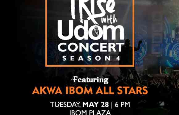 Akwa Ibom Entertainers Rise with Udom on Tuesday May 28