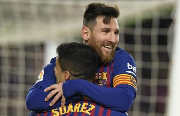 Liverpool aim to spoil Messi's Champions League dream