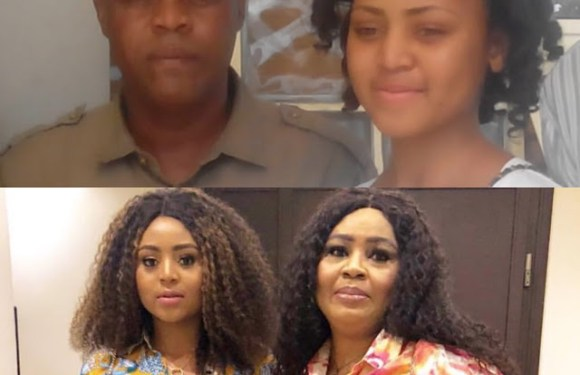 Busted! Regina Daniels Father Exposes Her Real Age And That Of Ned Nwoko On A Phone Call