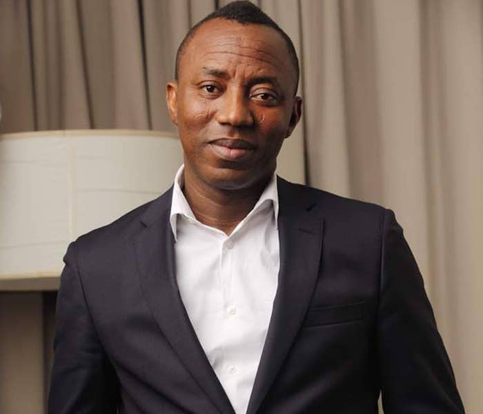 Why AAC's suspension of Sowore as Chairman does not stand – INEC