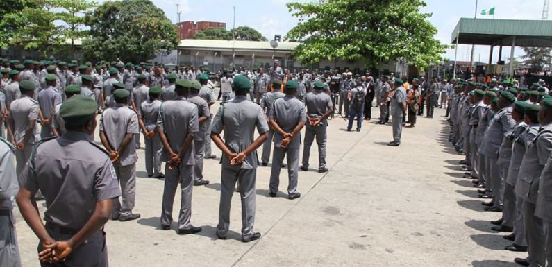 Nigeria Customs gives update as 524,315 apply for 2019 Recruitment