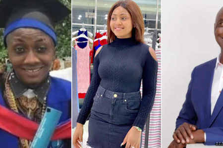 How my father, Ned Nwoko abandoned us — Regina Daniels' stepson