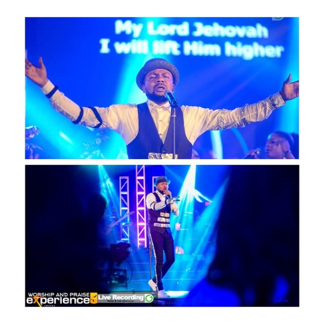 Worship & Praise Experience 4 with Freke Umoh & Tim Godfrey hosted by Michael Obasuyi in pictures 4