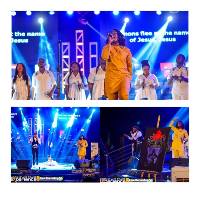 Worship & Praise Experience 4 with Freke Umoh & Tim Godfrey hosted by Michael Obasuyi in pictures 5
