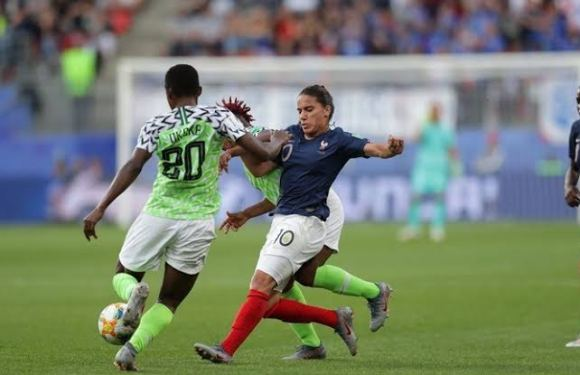 Nigeria vs France: Presidency reacts as Super Falcons lose at Women World Cup