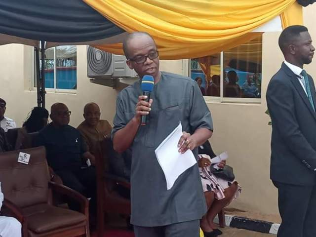 Gov. Obiano Commissions ABS Newly Injection Power Substation