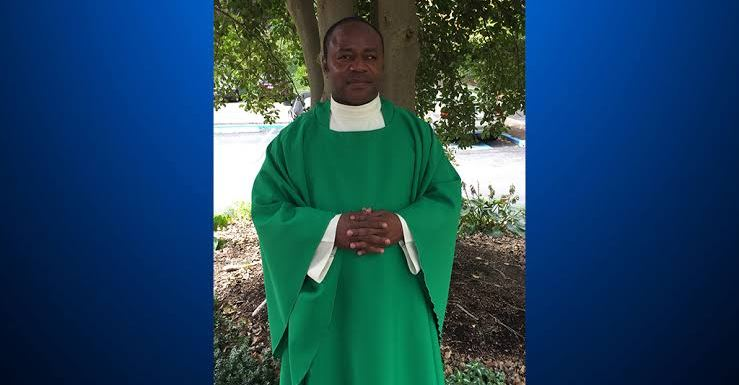 Nigerian Catholic priest suspended for allegedly raping American woman (Pix)
