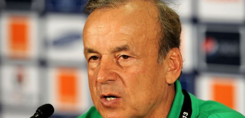 AFCON 2019: Rohr speaks on use of VAR for quarter-final clash against South Africa