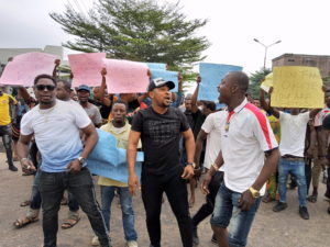 Edo Assembly gets new Speaker amid protest