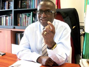 Ndoma-Egba leads eight other lawyers to defend APC candidates in Cross River