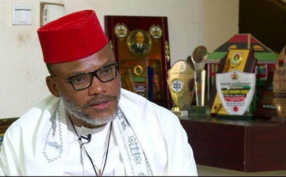 Nnamdi Kanu Reacts As Miyetti Allah Declares Fulani Will Rule Nigeria Forever