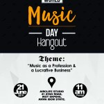 World Music Day 2019: Raffia City Music Artistes set for a Hangout
