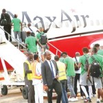 AFCON 2019: Super Eagles arrive Alexandria ahead of Burundi opener