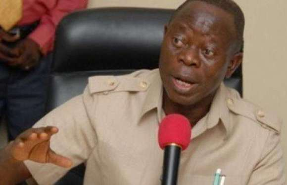 Dictatorship has dividends – Oshiomhole