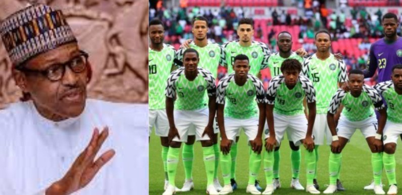Nigeria vs South Africa: How Buhari reacted to Super Eagles' victory at AFCON 2019