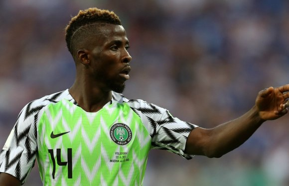 Kelechi Iheanacho rumoured to replace Mikel Obi in Trabzonspor's shocking deal (Details)