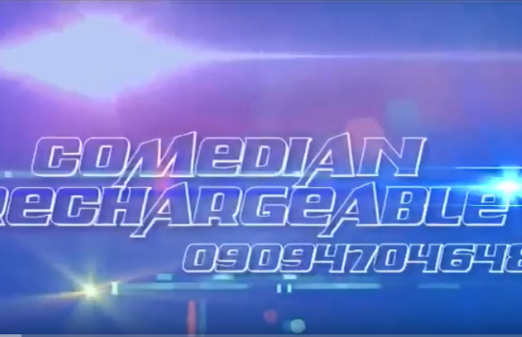 Video: Comedian Rechargeable World of Comedy (2019 Series 01)