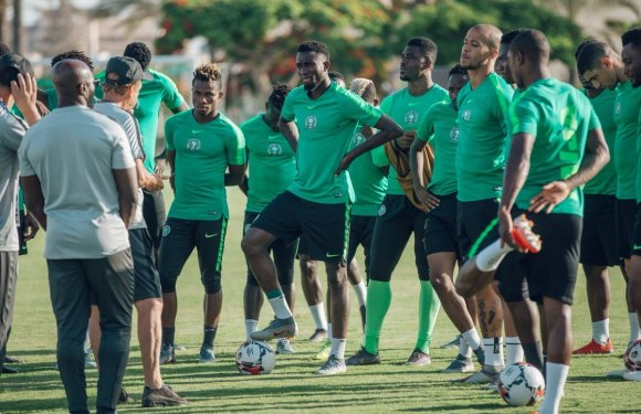 Super Eagles drop to 36th place in February FIFA ranking