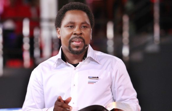 TB Joshua clears air on prophecy about Nigeria's next president