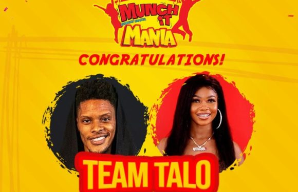 "Bbnaija: Tacha And Elozonam Win ₦1 Million As 1st Runner-Up From ""Munch It Mania"