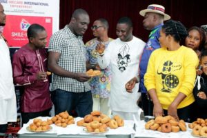 Let's Save the Youths: 'Smile we Care' continues empowering youths (pictures) 11